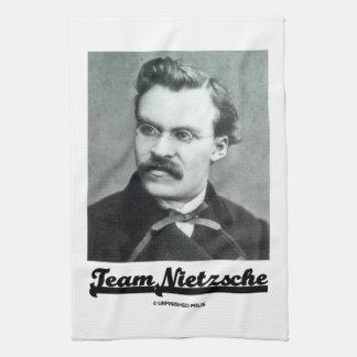 Equipo Nietzsche (Friedrich Nietzsche) Toalla De Mano