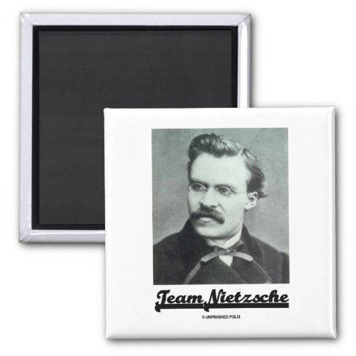 Equipo Nietzsche Iman De Nevera