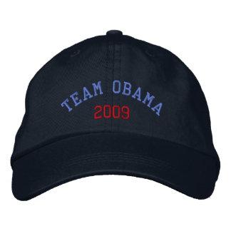 Equipo Obama 2009 Gorro Bordado