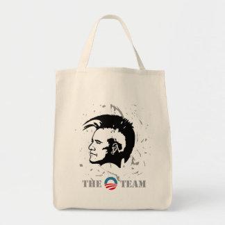 Equipo Obama 2012 Bolsa Tela Para La Compra