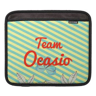 Equipo Ocasio Fundas Para iPads