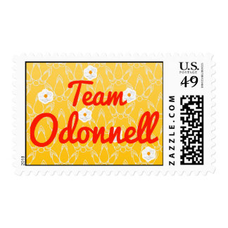 Equipo Odonnell Franqueo