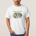 """""""Equipo oficial Morty!"""" Camisetas y ropa Remeras"""