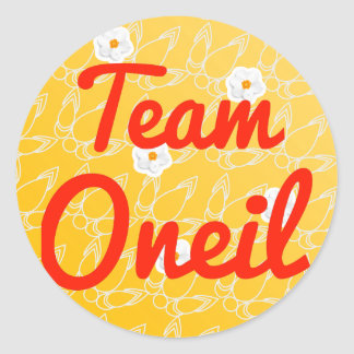 Equipo Oneil