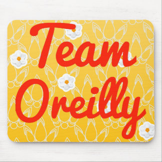 Equipo Oreilly Mousepads