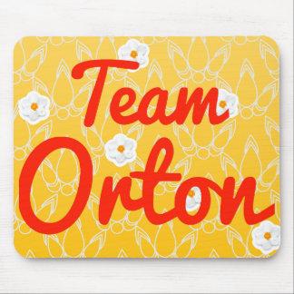 Equipo Orton Alfombrillas De Raton