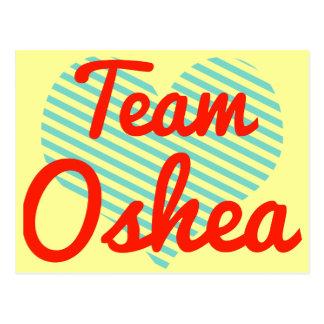 Equipo Oshea Postal