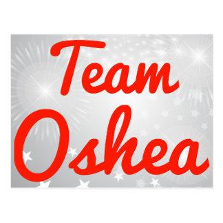 Equipo Oshea Postales