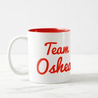 Equipo Oshea Taza Dos Tonos