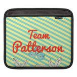 Equipo Patterson Funda Para iPads