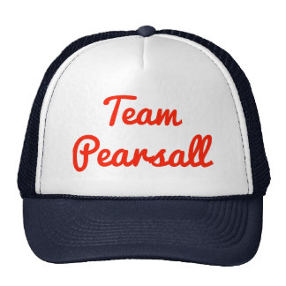 Equipo Pearsall Gorra