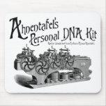 Equipo personal de la DNA de Ahnentafel Alfombrillas De Ratones