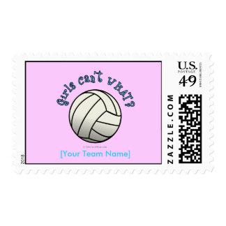Equipo personalizado del voleibol - blanco