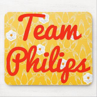 Equipo Philips Alfombrilla De Ratón