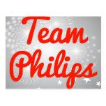 Equipo Philips Postal