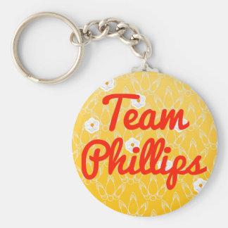 Equipo Phillips Llaveros