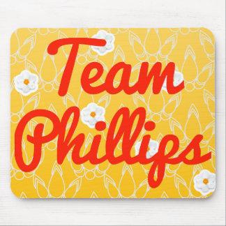 Equipo Phillips Alfombrilla De Ratones