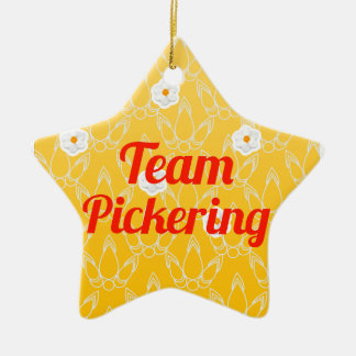 Equipo Pickering Ornamento Para Reyes Magos