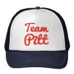 Equipo Pitt Gorra