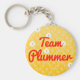 Equipo Plummer Llaveros Personalizados