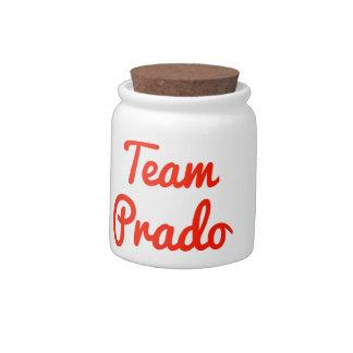 Equipo Prado Jarra Para Caramelo