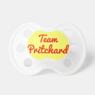 Equipo Pritchard Chupetes De Bebe