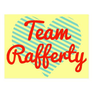 Equipo Rafferty Postal