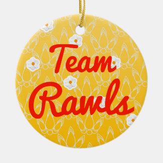 Equipo Rawls Adorno De Navidad