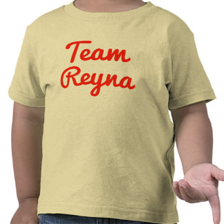 Equipo Reyna Camiseta