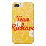 Equipo Richard iPhone 4 Protector
