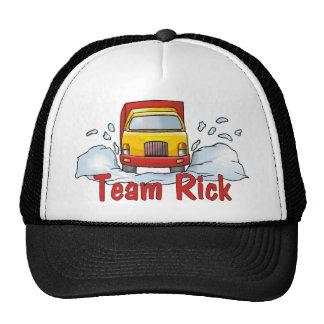 Equipo Rick - apoye a su camionero preferido Gorras