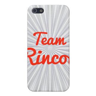 Equipo Rincon iPhone 5 Carcasas