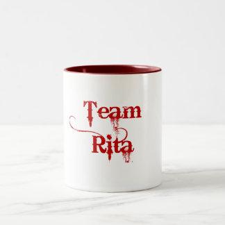 Equipo Rita Taza De Dos Tonos