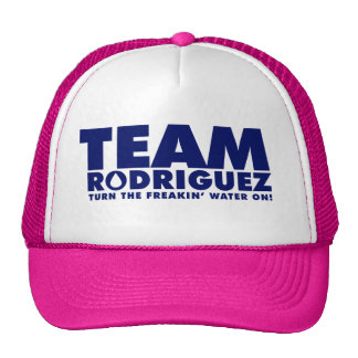 EQUIPO RODRIGUEZ GORRO DE CAMIONERO