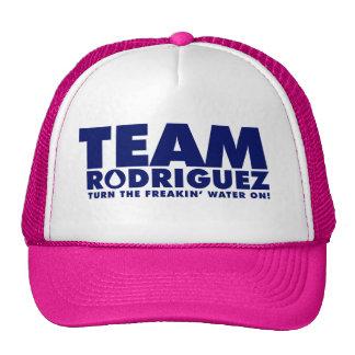 EQUIPO RODRIGUEZ GORROS BORDADOS