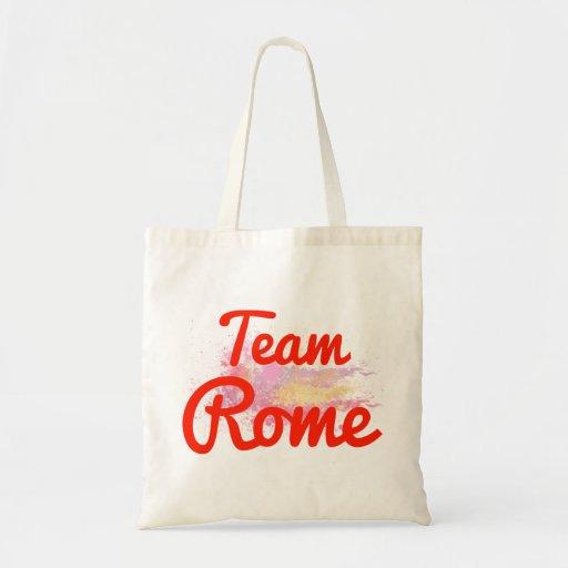 Equipo Roma Bolsas
