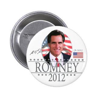 Equipo Romney en 2012 Pins