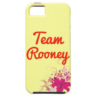 Equipo Rooney iPhone 5 Case-Mate Cárcasas
