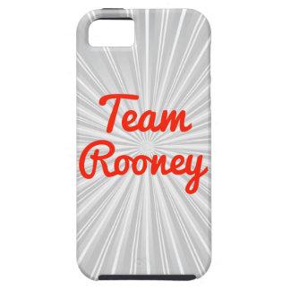 Equipo Rooney iPhone 5 Case-Mate Carcasa