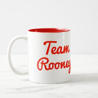 Equipo Rooney Tazas