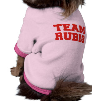 EQUIPO RUBIO png Camisa De Mascota