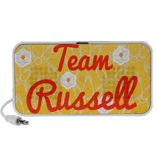 Equipo Russell Altavoces