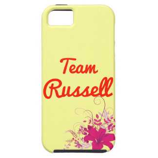 Equipo Russell iPhone 5 Protector