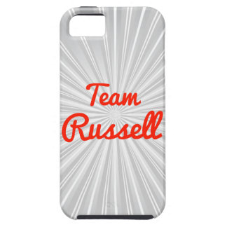 Equipo Russell iPhone 5 Case-Mate Protector
