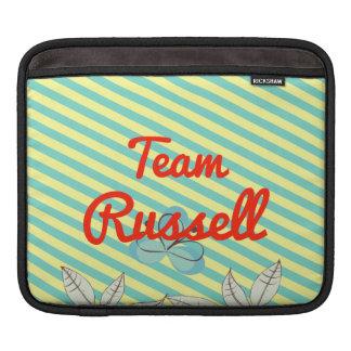 Equipo Russell Fundas Para iPads