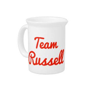 Equipo Russell Jarron