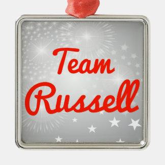 Equipo Russell Ornamentos De Reyes