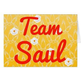 Equipo Saul Felicitaciones