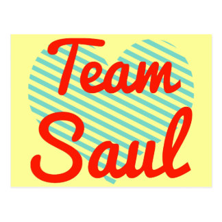 Equipo Saul Tarjetas Postales