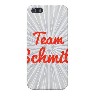 Equipo Schmitt iPhone 5 Carcasa